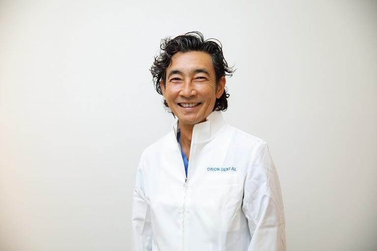 理事長 歯科医師 M.SAKURADA