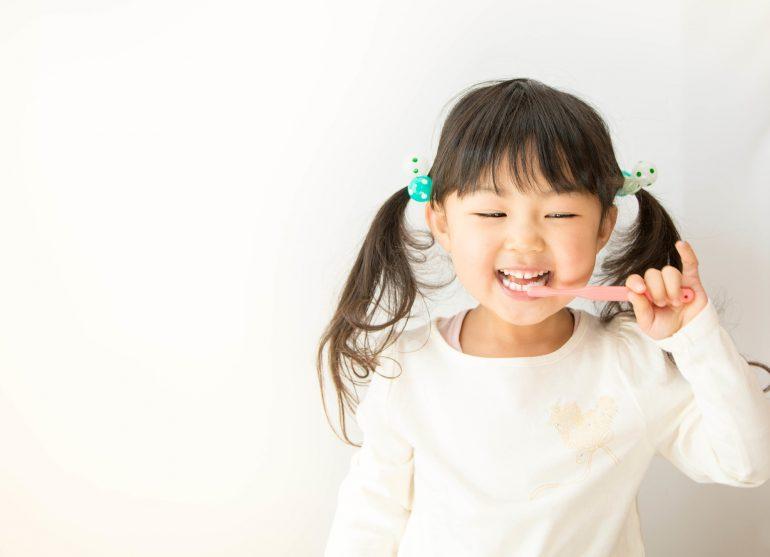 乳歯の重要性