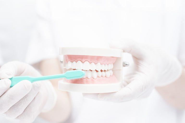 1.歯磨き指導